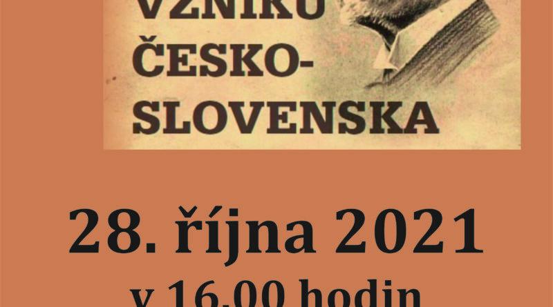 Den vzniku ČESKO-SLOVENSKA